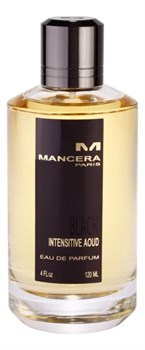 Mancera Intensitive Aoud Black - фото 10778