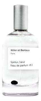 Miller et Bertaux Spiritus/Land No 2 - фото 11472