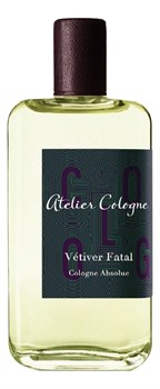 Atelier Cologne Vetiver Fatal - фото 8262