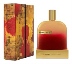 Amouage The Library Collection Opus X - фото 8397