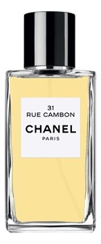 Chanel Les Exclusifs № 31 Rue Cambon - фото 8826