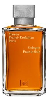 Francis Kurkdjian Cologne Pour Le Soir - фото 9477