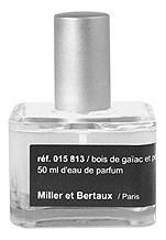 Miller et Bertaux Bois de Gaiac et Poire