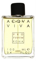 Profumum Roma Acqua Viva