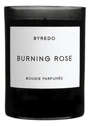 Byredo Burning Rose свеча