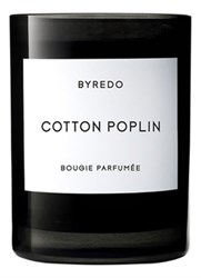Byredo Cotton Poplin свеча