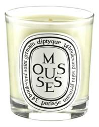 Diptyque Mousses ароматическая свеча