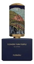 Floraiku Flowers Turn Purple