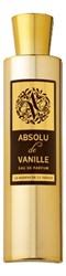 La Maison de la Vanille Absolu de Vanille